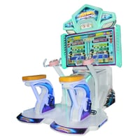 Happy Riding Cycling Game Machine