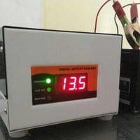 Intelligent Digital Battery Charger