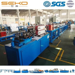 Stainless Steel Bright Annealing Corrugated Tube Machine