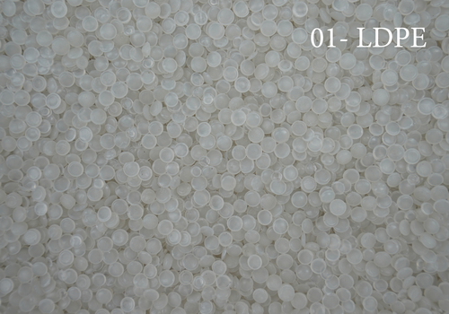 Recycled LDPE Plastic Granules