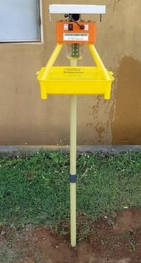 Single Stand Solar Insect Light Trap