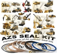 Bulldozers Seals, Seal Kit, Oil Seals For Shaft, Hub, Cassette, Gear Box, Pump, O Rings Box & Kit