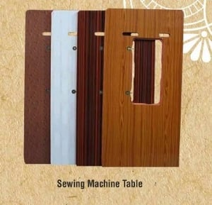 Smooth Surface Sewing Machine Table
