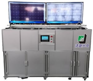 Solar Cell Tester And Sorter