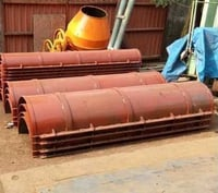 Industrial Concrete Pipe Moulds