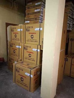 Brand New Ogeneral And Daikin Air Conditioner