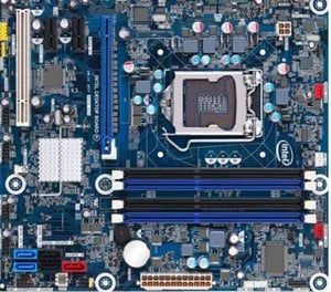 Computer Hardware Chip(Motherboard)