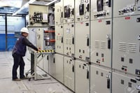 Easy To Install Industrial Switchgear