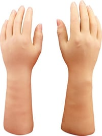 Durable Cosmetic Silicone Gloves