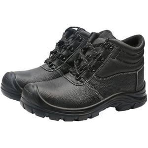 Industrial Leather Safety Shoe