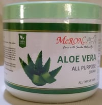 McRON Aloe Vera All Purpose Moisturizer And Massage Cream