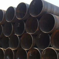 Smooth Finish SSAW Structural Pipe