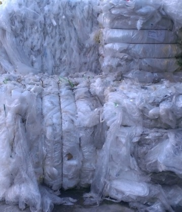 LDPE Film Scraps for Recycle