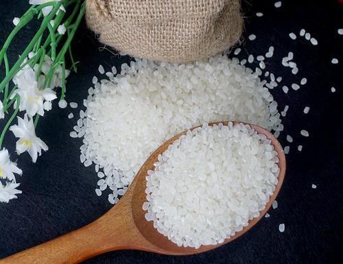 Pure White Japonica Rice
