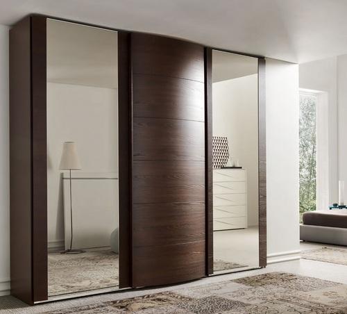 Wooden Wardrobe Design