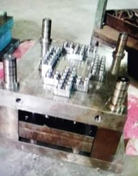 Flawless Finish Injection Mould