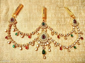 Gold Plated Belly Chains for Part and Wedding Wear