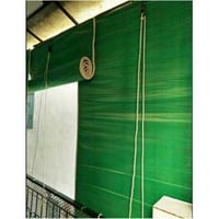 Green Bamboo Screen Sheet