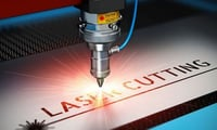 Laser Cutting Sign Board