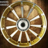 Royal Enfield Alloy Wheel
