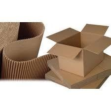Industrial Unprinted Corrugated Boxes