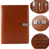 Easy To Use Power Bank Diary
