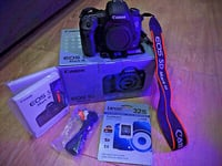 EOS 5D Mark III With 24-105mm Lens (Canon)