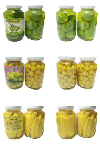 Pickled Fruit (Devpro)