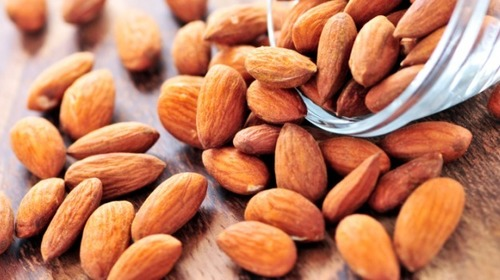 Rich in Protein Almond