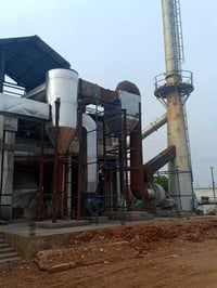 Water Treatment Plant Boiler