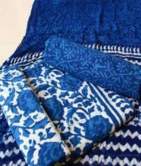 Hand Block Printed Ladies Suit