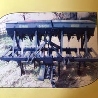 Rugged Structure Seed Drill