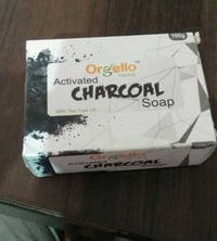 Activated Charcoal Herbal Soap