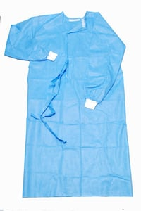 Disposable Fighter Gown