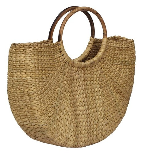 Hand Made Water Hyacinth Bag