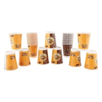 Printed Disposable Drinking Paper Cups
