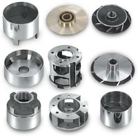 Submersible Motor Spares