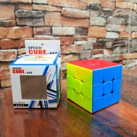 Non Breakable Rubic Cube Puzzle