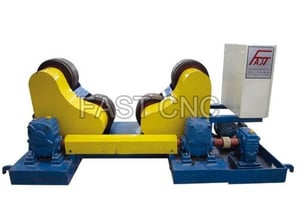 Rust Proof Hydraulic Linking And Straightening Machine For Formed Steel Pipe