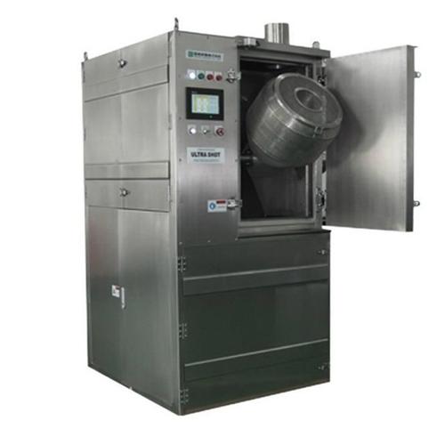 Cryogenic Rubber Deburring Deflashing Machine
