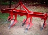 Robust Construction Agricultural Plough