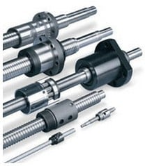 Ball And Roller Screws For Industrial Use