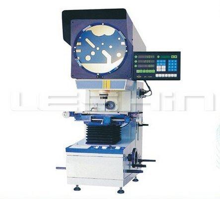 Digital High Precision Vertical Digital Profile Projector