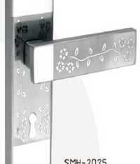 Stainless Steel Mortice Door Handle