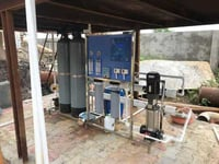 1000 Liter RO Purification Water System