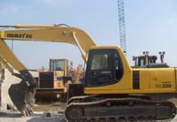 Earth Excavation Vehicle On Rent