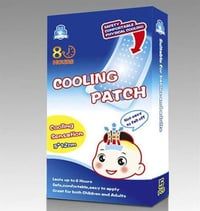 Personal Fever Cooling Patch