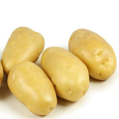 Rich In Vitamin Fresh Potato