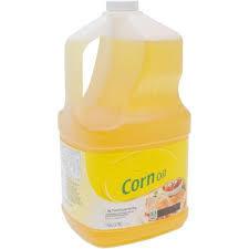100% Pure Refined Corn Oil