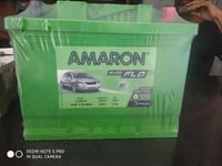 Four Wheeler Amaron Battery